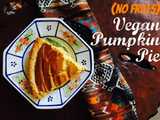 pumpkin pie cover